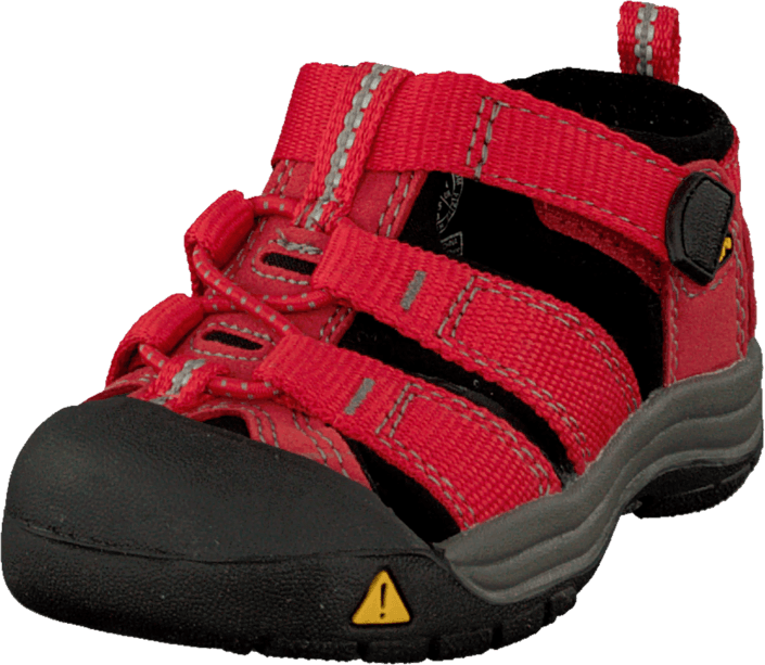 Keen - Newport H2 Infant Ribbon Red/Gargoyle