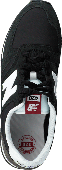 New Balance U420CBW Black