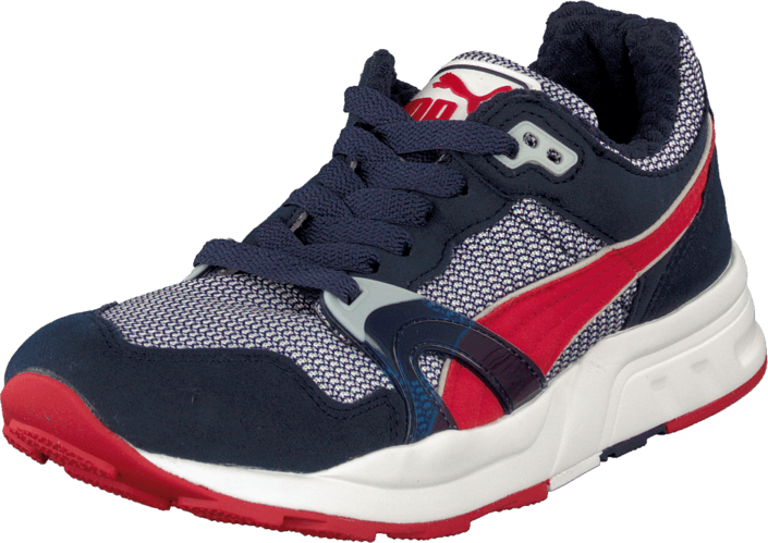Puma - Puma Trinomic Xt 1 Plus Peacoat-High Risk Red
