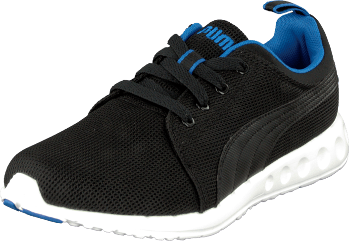Puma - Carson Runner Black-Strong Blue