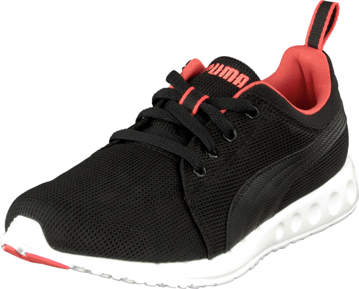Puma - Carson Runner Wn'S Black-Hot Coral