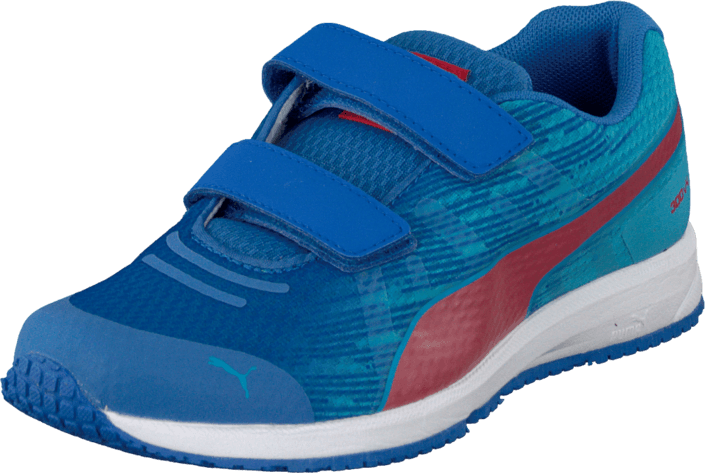 Puma - Faas 300 V4 V Kids Strong Blue-Hawaiian Ocean