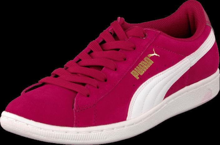 Puma - Puma Vikky Cerise/white