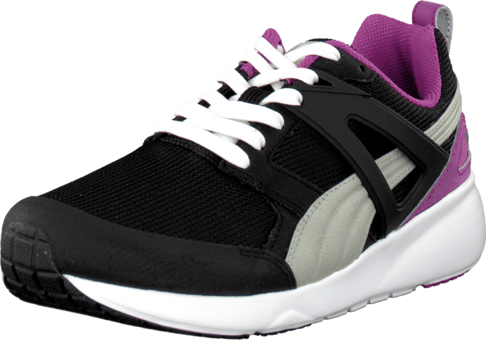 Puma - Arial Basic Sports Wn'S Black-Vivid Viola
