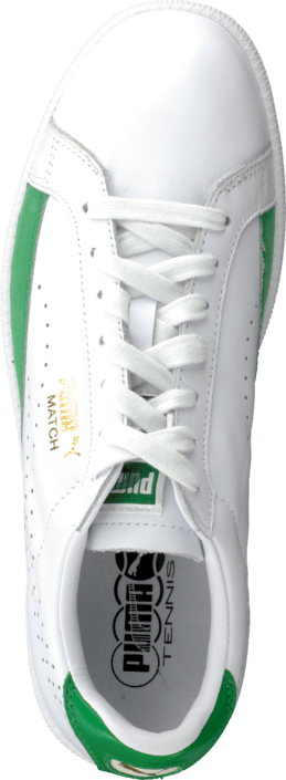 Puma - Match 74 White-Fern Green