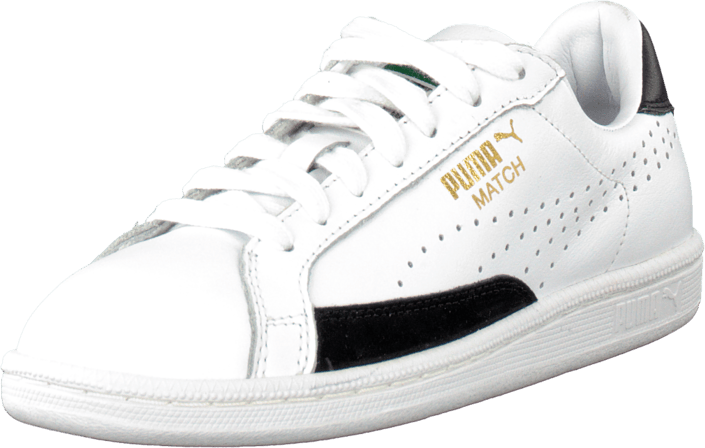 Puma Match 74 White-Black