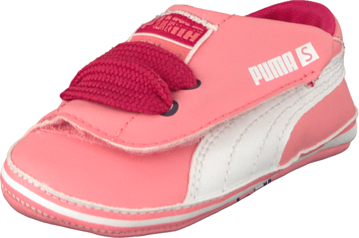 Puma - Crib Pack Tom & Jerry Salmon Rose-White