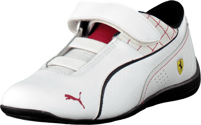 Puma - Drift Cat 6 L Sf V Kids White-White-Black