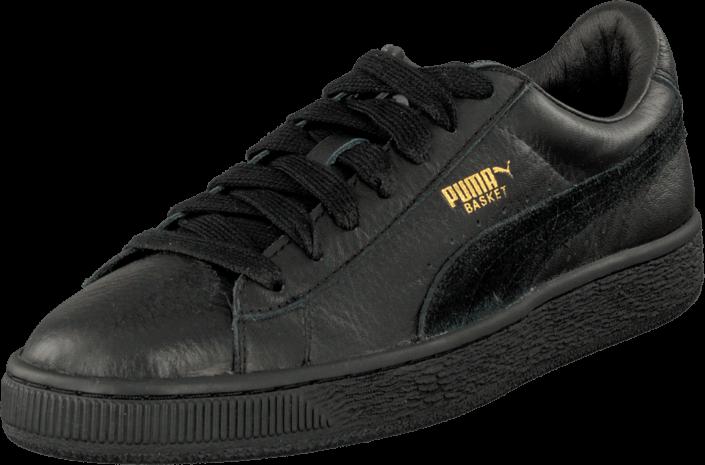 Puma - Basket Classic Black-Black