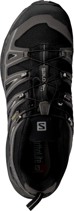 Salomon - X Ultra 2 Gtx Black/Autobahn/Aluminium
