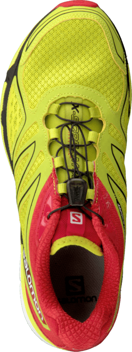 Salomon - X-Scream 3D Gecko Green/Bright Red/Black