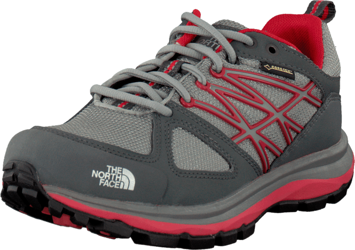 The North Face - W  Litewave Gtx Griffin Grey/Rambutan Pink