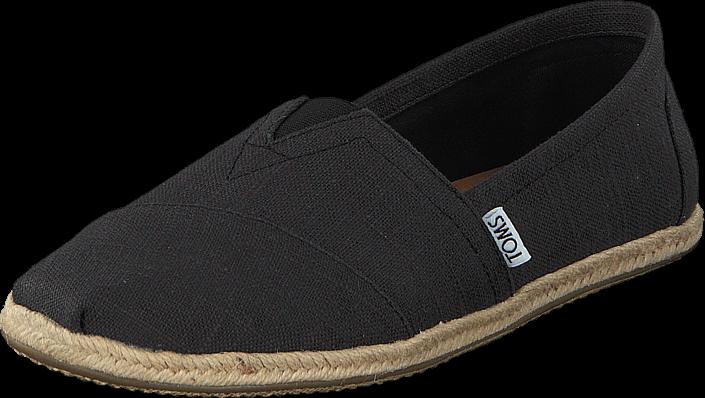 Toms - Seasonal Classics Washed Black
