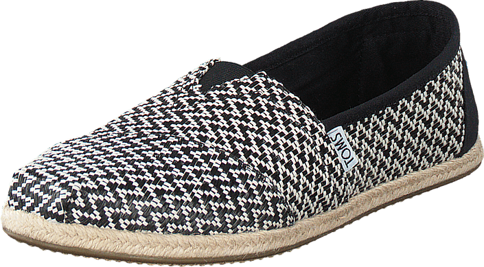 Toms - Seasonal Classics Black Wowed