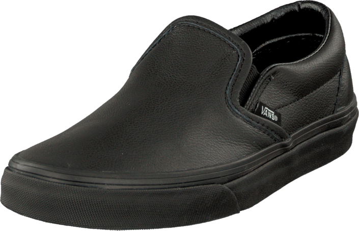 Vans - U Classic Slip-On (Premium) Black