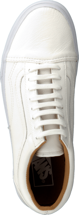Vans - U Old Skool (Premium) White