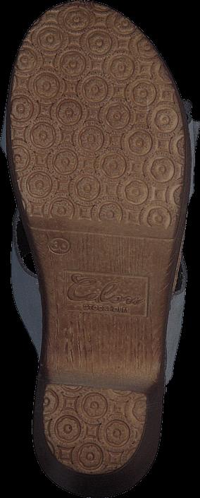 Calou Linn Grey Leather