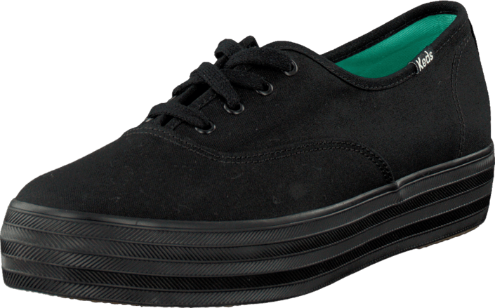 Keds - Triple Seasonal Black