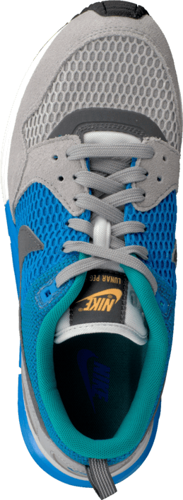 Nike - Nike Lunarpegasus 89 Wolf Grey/Dark Grey/Photo Blue