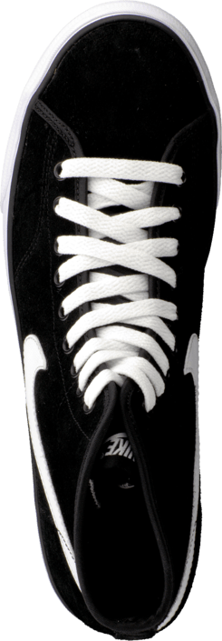 Nike - Primo Court Mid Leather Black/White/White/White