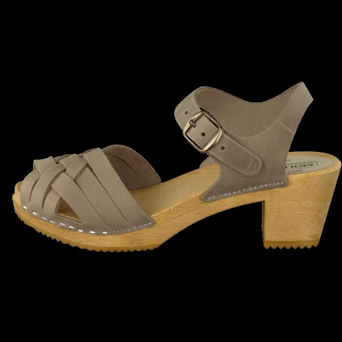 Acheter mohedatoffeln betty nubuk gal t beiges chaussures for Acheter galet decoratif