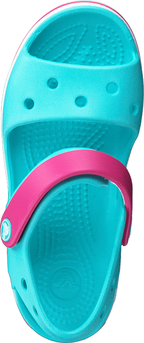 Crocs - Crocband Sandal Kids Pool/Candy Pink