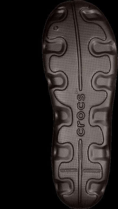 Crocs - Duet Busy day Flat Black