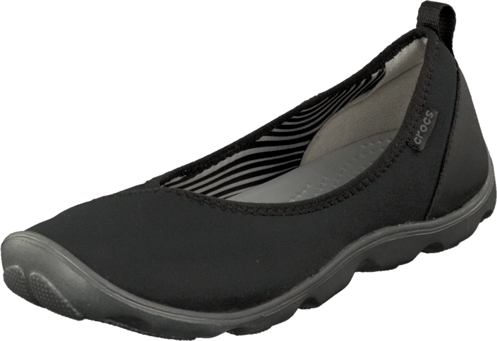 Crocs - Duet Busy day Flat Black