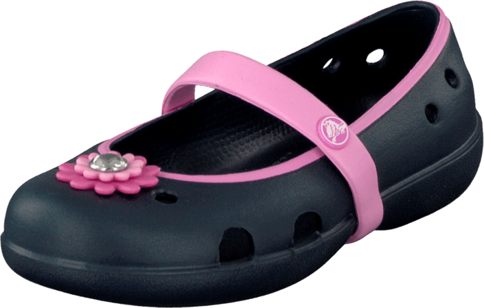 Crocs - Keeley Petal Charm Navy