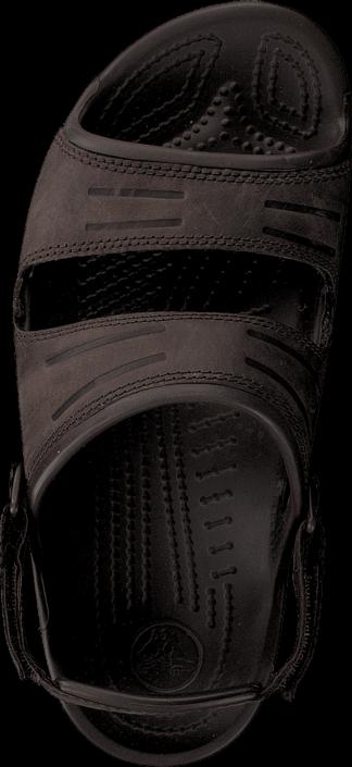 Crocs - Yukon Two-Strap Sandal M Mahogany