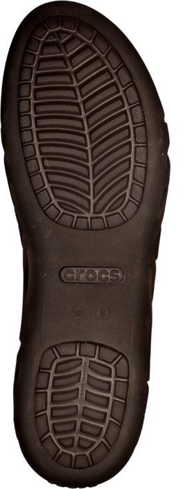 Crocs - Adrina III Flat Espresso
