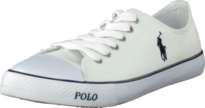 Ralph Lauren Junior - Carson Low White