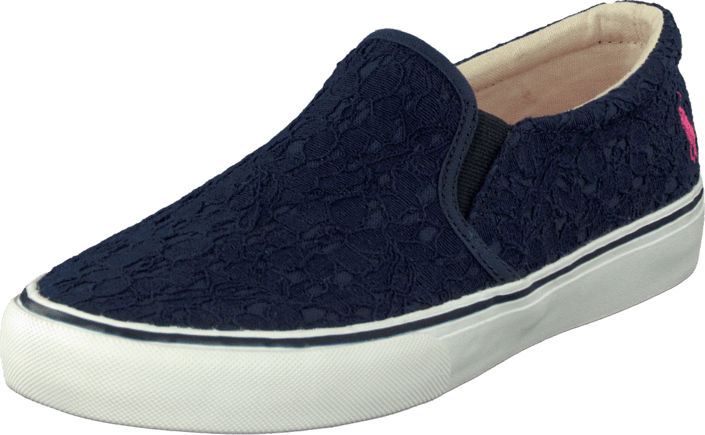 Ralph Lauren Junior - Carlee Twin Gore Navy Lace