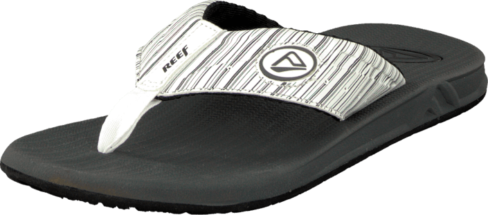 Reef - Phantom Prints White/Grey