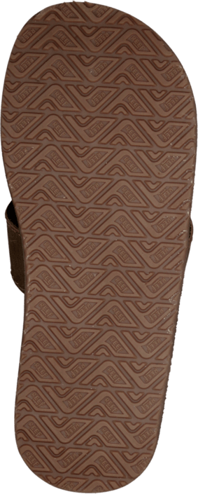 Reef - Leather Smoothy Bronze Brown