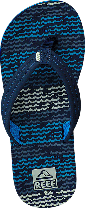 Reef Ahi Blue Horizon Waves