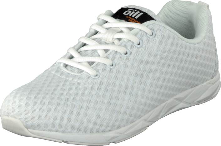 Oill - Melik Slender Shoe Girl White
