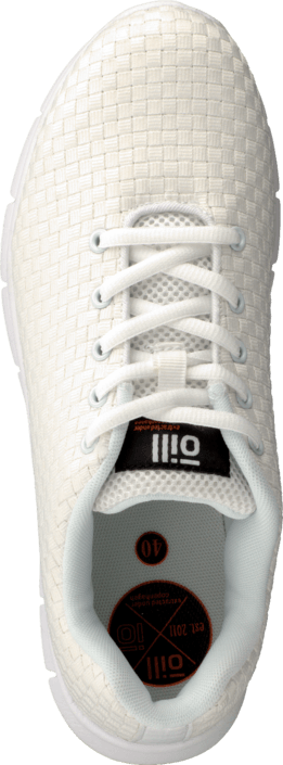 Oill - Cody Signature Shoe White