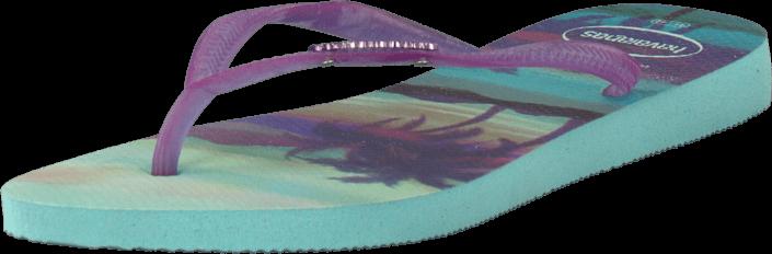 Havaianas - Slim Paisage Ice Blue