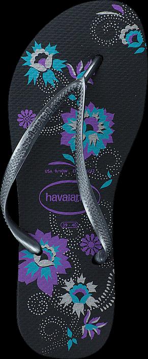 Havaianas - Slim Organic Black