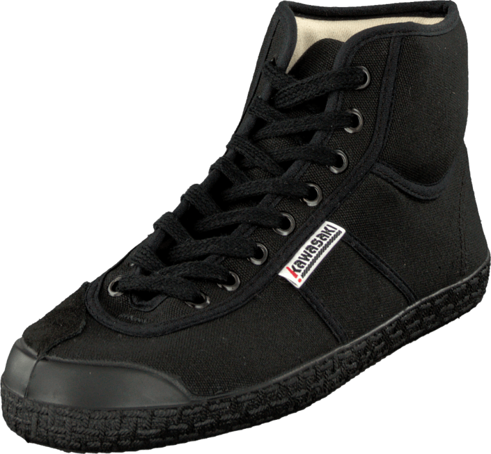 Kawasaki Basic boot All over black