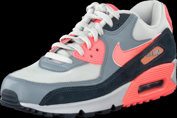 Dame Nike Air Max 90 Light Blå Grå
