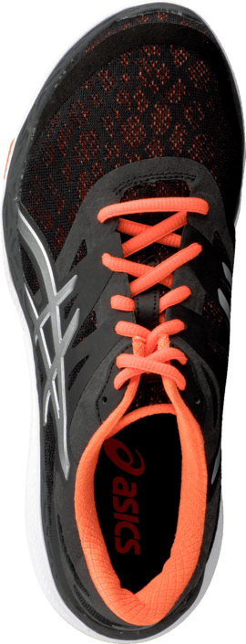 Asics - Asics 33-M Onyx/Silver/Flash Orange