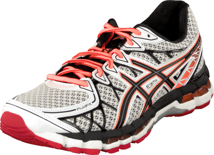 Asics - Gel-Kayano White/Onyx