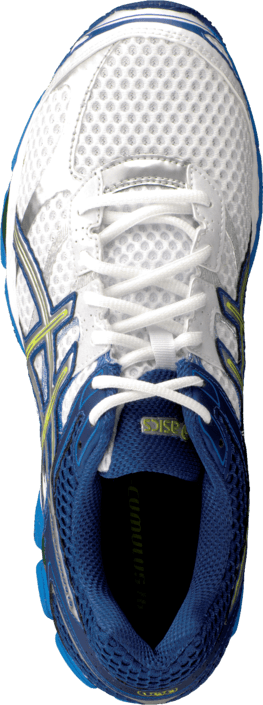 Asics - Gel-Cumulus 16 White/Lightning/Royal