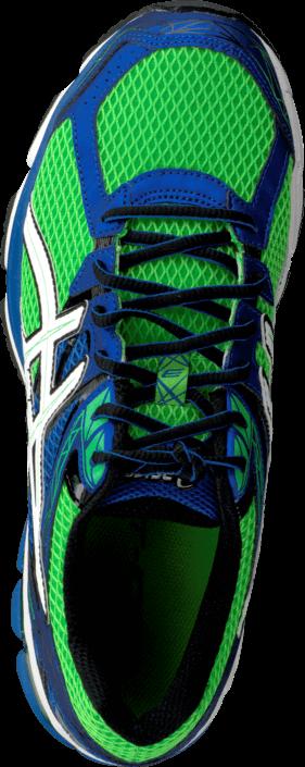 Asics - Asics GT-1000 3 Neon Green/White/Blue