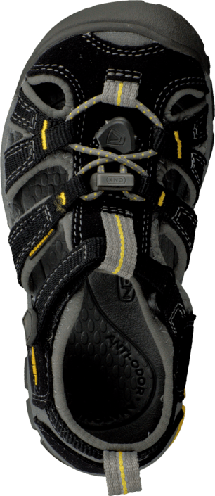 Keen - Seacamp II Cnx Black/Yellow
