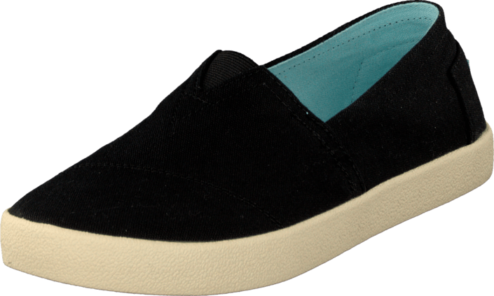 Toms - Avalon Sneaker M Black
