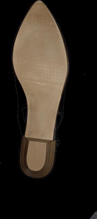 Tamaris 29400-24 Black Leather