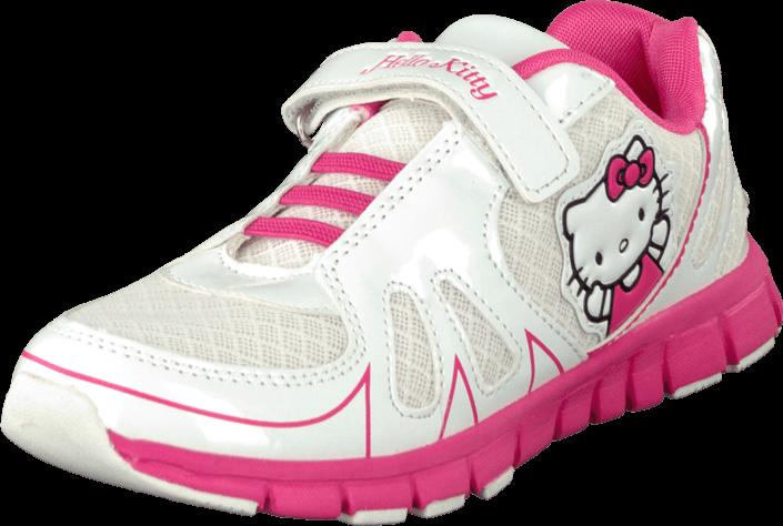 Hello Kitty 410331 White/Fuxia